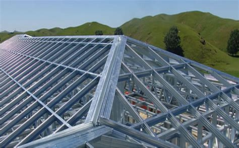 prefabricated roof trusses steel truss house roof www pixshark com images