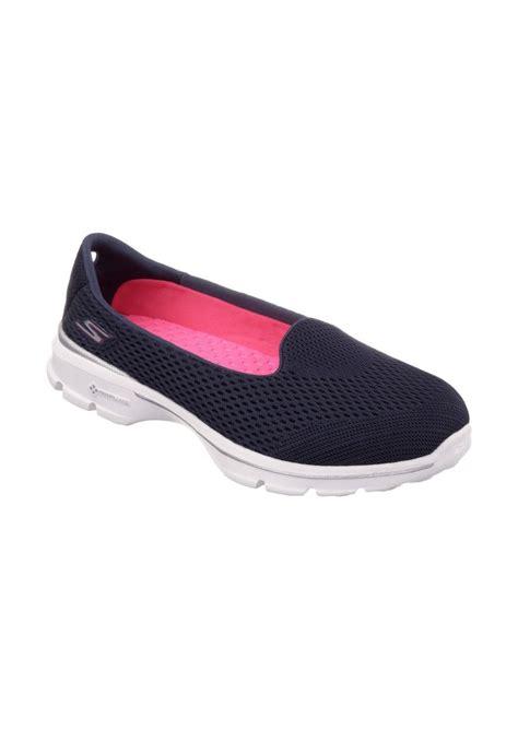 skechers womens shoes go walk sneakers skechers skechers go walk 3 insite walking shoe