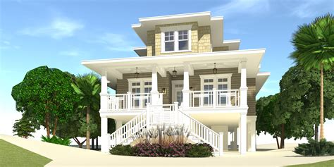 beach home plans fenton house plan tyree house plans