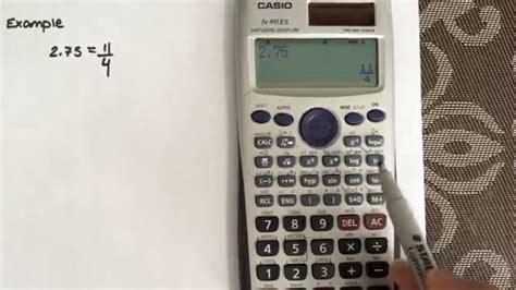 calculator decimal convert repeating decimals into fractions calculator