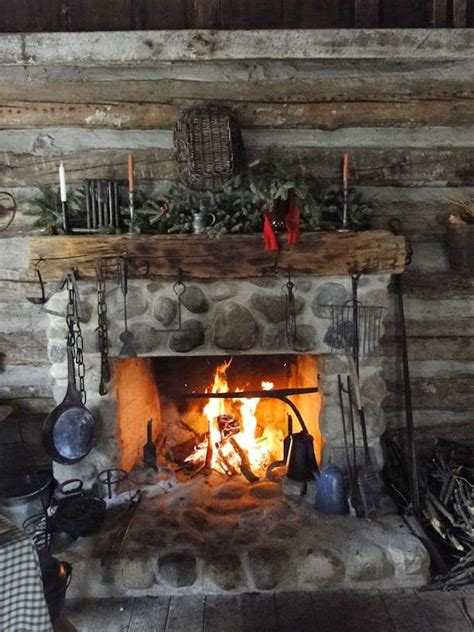 best 25 cottage fireplace ideas on wood