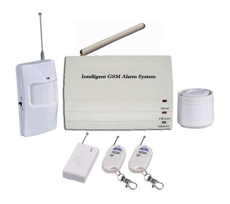 alarm system without phone line security systems