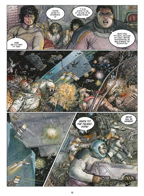 metabaron the book comics books comic book review metabarons genesis castaka