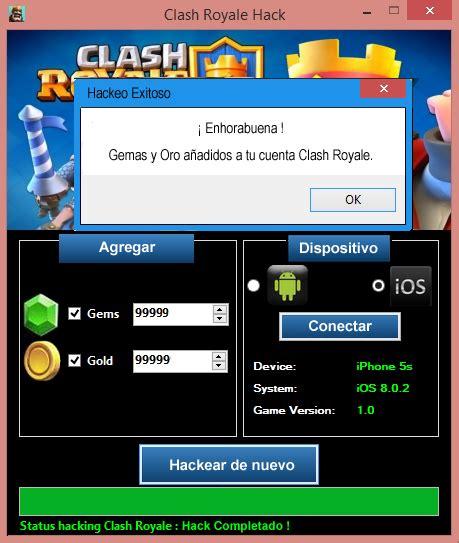tutorial hack clash royale clash royale hack y trucos