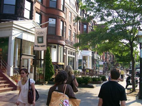 hairstyle on newburry street newbury street to become pedestrian only for one day