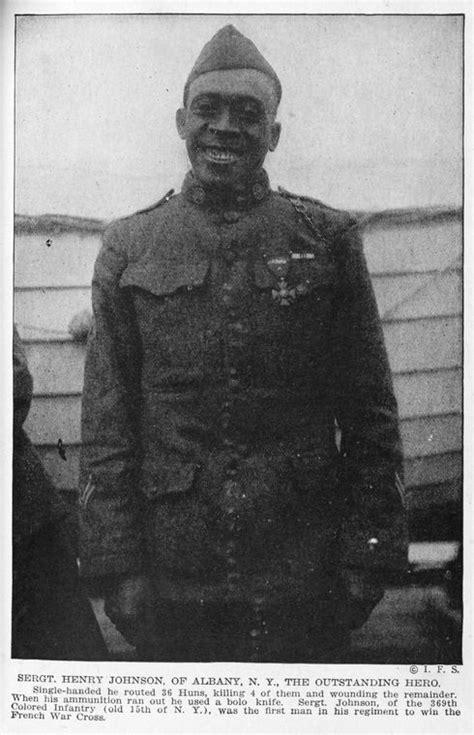 henry ww1 henry johnson on pinterest african american heroes war