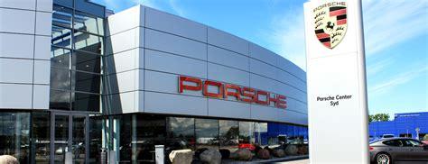 Porsche Center by Porsche Center Malm 246 Porsche Se