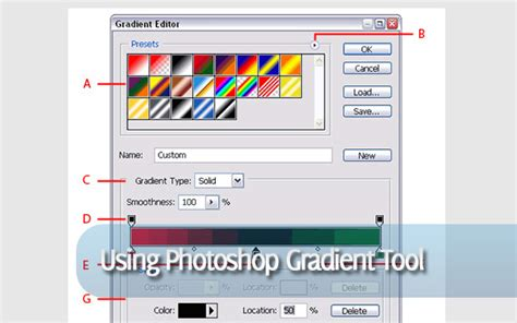 photoshop cs5 gradient tool tutorial 32 handy gradient tutorials using photoshop and