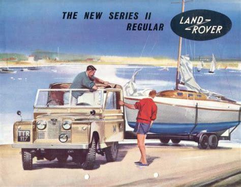 vintage land rover ad 17 best images about vintage land rover ads art on