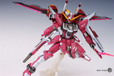 wallpaper gundam justice mg 1 100 zgmf x19a infinite justice gundam painted build