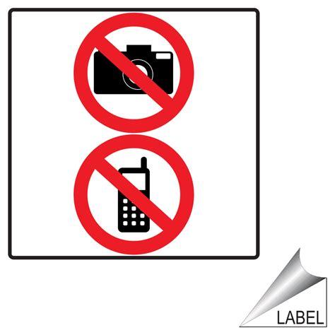 cameri no no cameras no cell phones symbol label label prohib 56 57 r