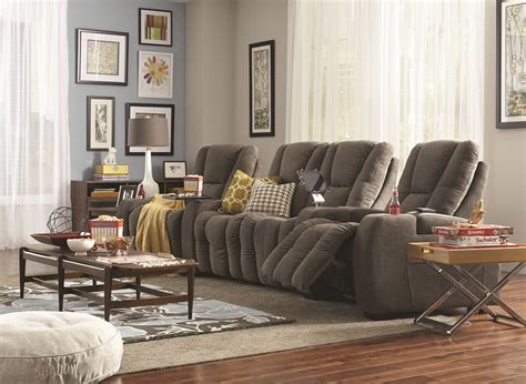 media home theater seating leather express furniture