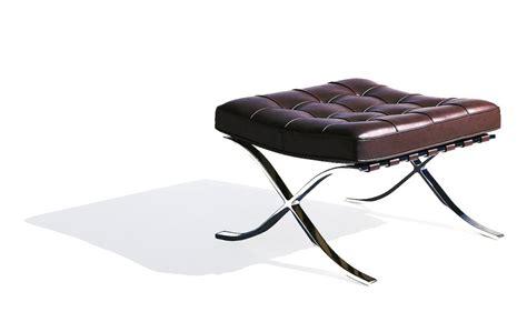 Barcelona Stool barcelona stool stainless steel hivemodern