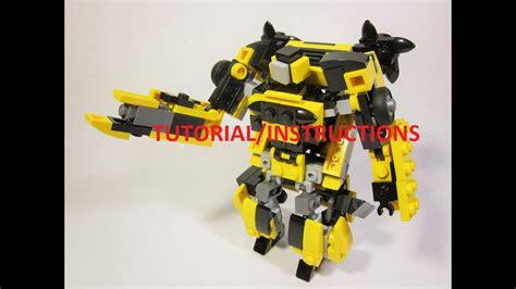 tutorial lego transformers tutorial instructions lego transformers age of
