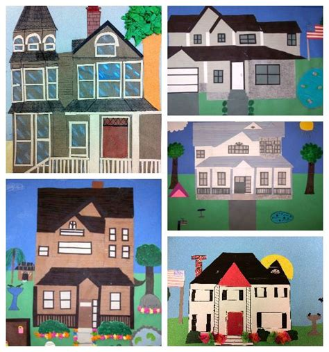 architecture lessons 506 best 3rd 4th and 5th grade art ideas images on