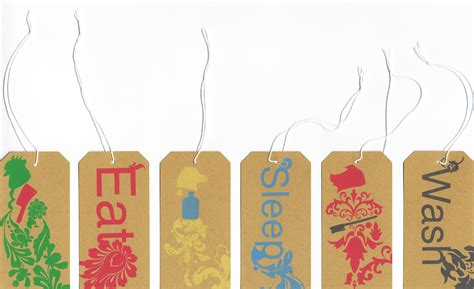swing labels swing tag designs