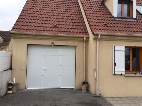 porte tout de garage portes de garage sectionnelle r 233 sidentielle portech