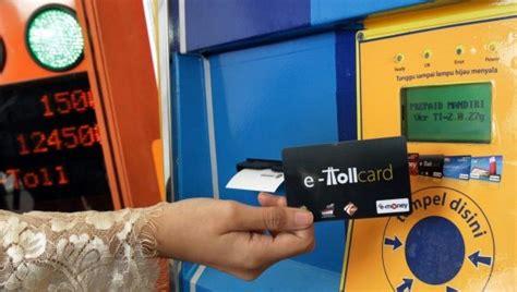 bca toll card bacalah apa itu kartu e toll apa manfaat