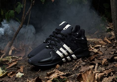 Adidas Consortium Eqt Support Adv X Undptd Black White undefeated adidas eqt support adv sneaker bar detroit