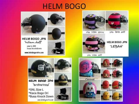 Helm Chips Bogo Termurah Grosir harga helm bogo scoopy harga topi helm bogo harga umum