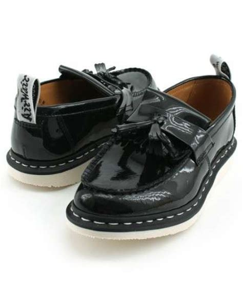 dr martens loafers with tassels mod shoe makeovers dr martens tassel loafers