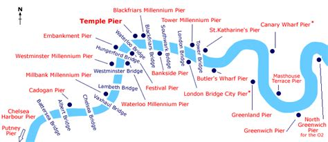 Map Of River Thames Bridges | river thames bridge map london pinterest