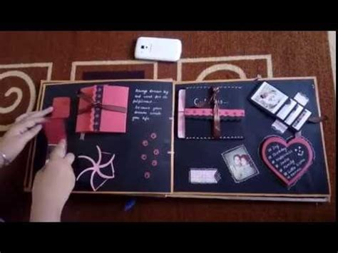 scrapbooking tutorial deutsch scrapbook tutorial xl flipbook quot gorjuss quot one page mini