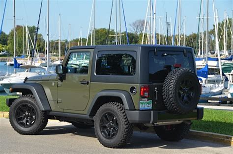 Jeep Wrangler Willys Edition Reviews Jeep Wrangler Quot Willys Wheeler Edition Quot Review By Larry