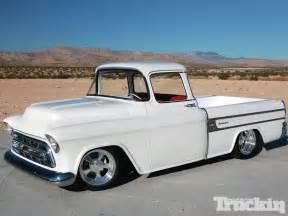 1957 chevrolet cameo americana truckin magazine