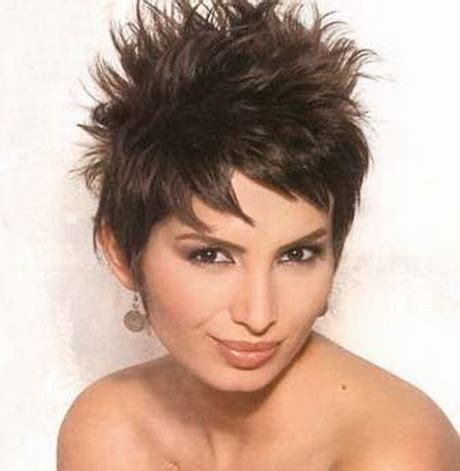 spiked hairstyles for spiky short hairstyles for women
