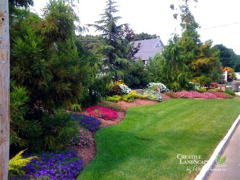 backyard landscaping ideas for privacy privacy planting 171 creative landscapes privacy via