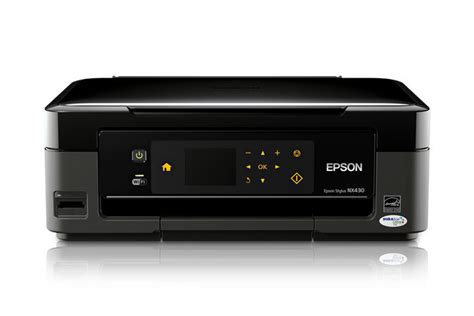 Printer Epson Stylus Nx430 epson stylus nx430 small in one all in one printer