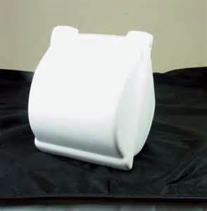 Covered Toilet Paper Holder by Hillarys Boat Shop Pumps Plumbing Amp Galley Toilet