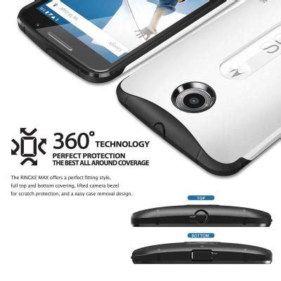 Kece Casing Rearth Ringke Fusion For Nexus 5 Ready Sto Berkualitas wts nexus 5 nexus 6 casing
