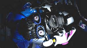 They re blue not purple ballora s eyes are purple as seen here