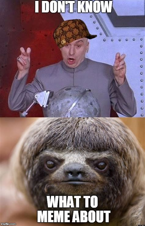 Sloth Meme Maker - sloth imgflip