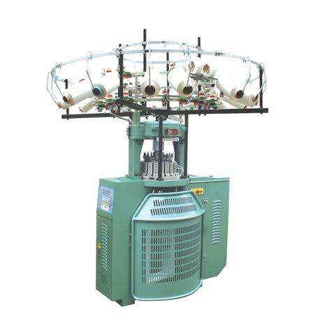 knitting machines high speed jersey circular knitting machine for