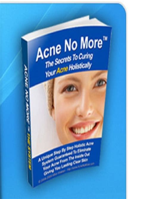Acne No More Review by Acne No More Review Pdf Ebook Book Free Amila