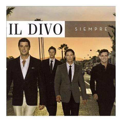 il divo album il divo siempre hledat googlem il divo sebastien