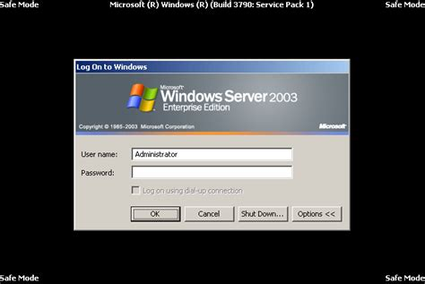 reset password in xp mode how to reset forgotten safe mode password in windows