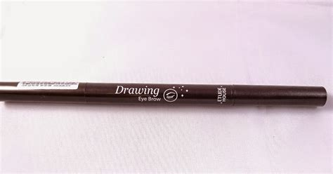 Etude Hair Color Di Counter etude house drawing eye brow brown 01 review the