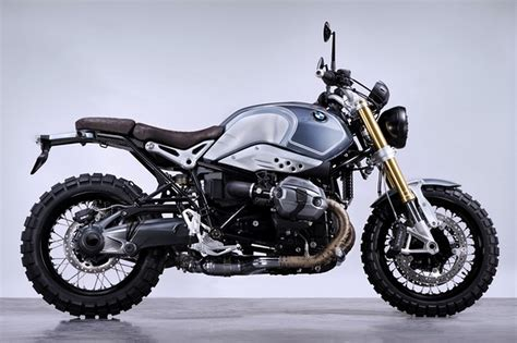 Video: Is this the BMW R nineT Scrambler expected at EICMA