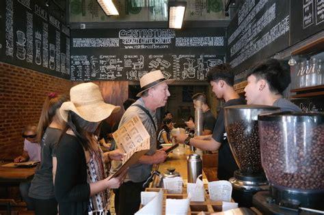 ristrto coffee kedai kopi juara majalah otten coffee