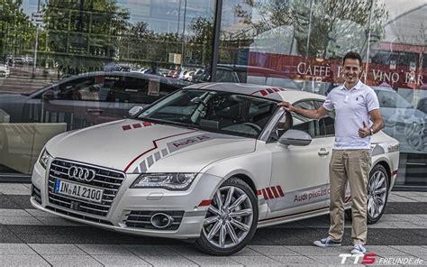 Audi Zukunft by Audi Piloted Driving Die Zukunft Erleben Schon Heute