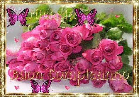 fiori auguri di compleanno gifs buon compleanno fiori per la ragazza immagini animate