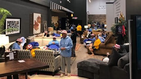 touching local furniture store in houston opens its
