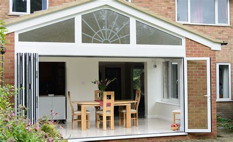 gabled conservatory extension kitchen extensions housetohome co uk house conservatory extensions anglian home
