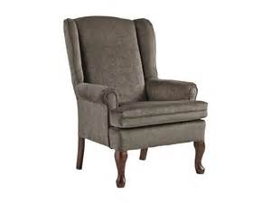best home furniture best home furnishings living room wing chair