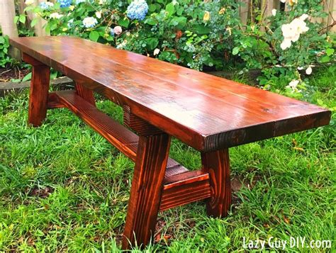 2 foot by 3 foot table 6 foot farmhouse bench buildsomething com