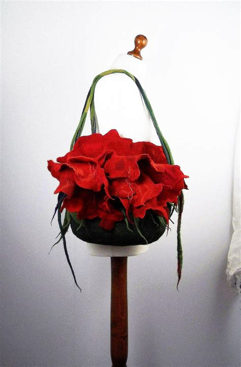 Handbag Flower 761 5 flower purse pictures to pin on thepinsta